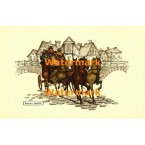 The Stagecoach  - #XKE1423  -  PRINT