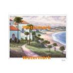 Seaside Villa L  - #XAR3563  -  PRINT
