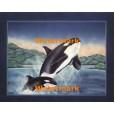 1.  Mother Whale  - #XKL3873  -  PRINT