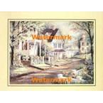 Oak Lane Inn  - #XKFL3539  -  PRINT
