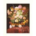Botanical With Fruit Bowl  - #XKFL3528  -  PRINT