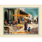 Mercado Domingo  - #XKFL3532  -  PRINT