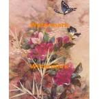 Oriental Camellia  - #XKL3326  -  PRINT