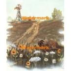 Windmill  - #XBSC3995  -  PRINT