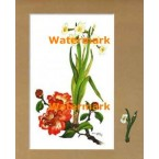 Daffodil Spray  - #XKFL4171  -  PRINT