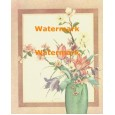 Springtime Arrangement  - XBFL1846  -  PRINT