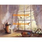 Winter Window  - XS8575  -  PRINT