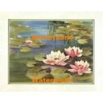 Lily Lake  - #XKFL5363  -  PRINT