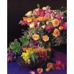 Garden Treasures II  - #XAR5499  -  PRINT