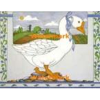 Mama Goose  - #XD50743  -  PRINT