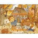 Autumn Fun  - #XD53016  -  PRINT