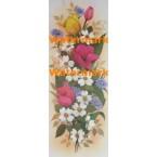 Vibrant Flowers  -  #XBFL935  -  PRINT