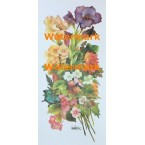 Floral Serenade  -  #XKG4203  -  PRINT