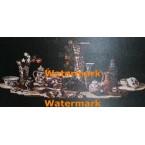 Vases & Bowls  - #XKGK1092  -  PRINT