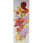 Vibrant Tulips  -  #XS124  -  PRINT