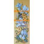 Blue Irises  -  #XS1999  -  PRINT