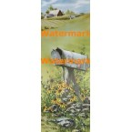 Country Mailbox  -  #XS2298  -  PRINT