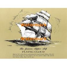 Flying Cloud  - XD5451  -  PRINT
