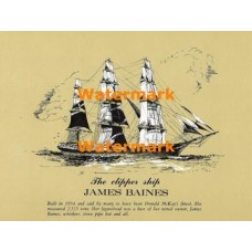 James Baines  - XD5453  -  PRINT
