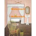 Bathtub Curtain  - #XBAM567  -  PRINT
