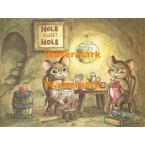 Hole Sweet Hole  - XBAN345  -  PRINT