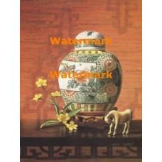 Decorative Piece  - XBCH267  -  PRINT