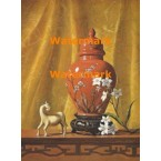 Decorative Vase  - XBCH270  -  PRINT