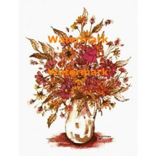 Flowers  - XBFL810  -  PRINT