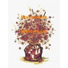 Flowers  - XBFL811  -  PRINT
