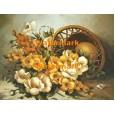 Floral Abundance  - XBFL980  -  PRINT