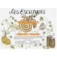 Les Escargots  - XKF3387  -  PRINT