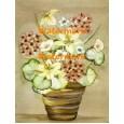 Flower 1  - XKF4601  -  PRINT