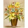 Flower 3  - XKF4603  -  PRINT
