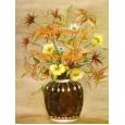 Flower 4  - XKF4604  -  PRINT