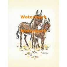 Donkeys  - XS1015  -  PRINT
