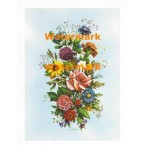 Mixed Bouquet  - XS1223  -  PRINT