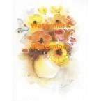 Flowers  - XS4828  -  PRINT