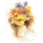 Flowers  - XS4829  -  PRINT