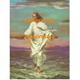 Jesus Walking on Water  - XS6806  -  PRINT