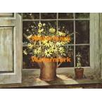 Field Flower Bouquet  - XBSL433  -  PRINT