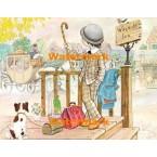 Wayside Inn  - #XD7427  -  PRINT
