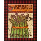 Asparagus  - #XKFL7729  -  PRINT