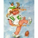 Field Goal Kicker  - #XKL8216  -  PRINT