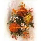 1.  Mum Bouquet  - #XKL8852  -  PRINT