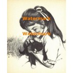 Kitten  - #XBBW512  -  PRINT