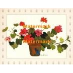 Flower Planter  - #XBFL1862  -  PRINT