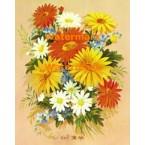 Flowers  - #XBFL628  -  PRINT