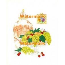 The Fruit Bowl  - #XD9415  -  PRINT
