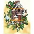 1.  Chickadee Christmas  - #XMAN9052  -  PRINT