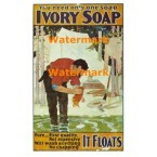 Ivory Soap  - #XDNP13  -  PRINT